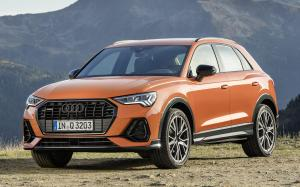 Audi Q3 Quattro S-Line Edition One