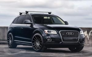 2018 Audi Q5 2.0T Quattro on Vossen Wheels (VFS-2)