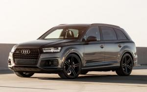 Audi Q7 3.0T Quattro by Vossen Wheels (HF-1)