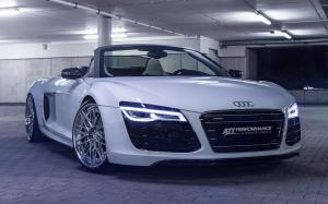 Audi R8 Spyder by ATT Performance on ADV.1 Wheels (ADV10.0 TRACK SPEC) 2018 года