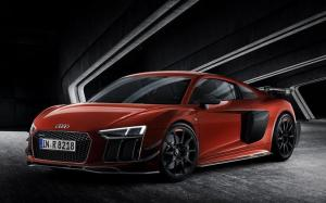 Audi R8 V10 Plus Performance Parts 2018 года (WW)