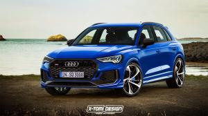 Audi RS Q3 by X-Tomi Design 2018 года