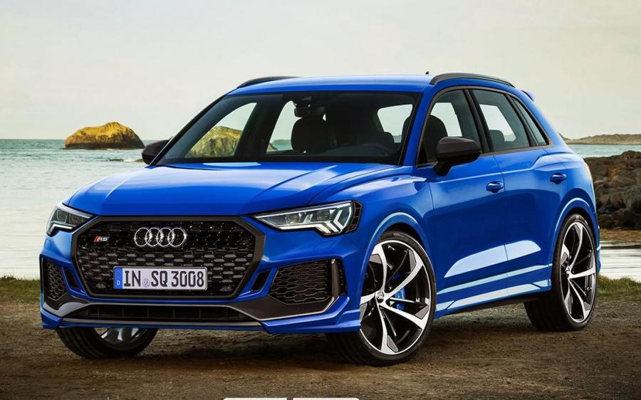 Audi RS Q3 by X-Tomi Design