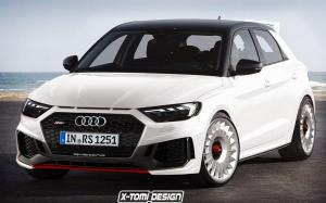 Audi RS1 Clubsport Quattro by X-Tomi Design