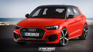 2018 Audi RS1 by X-Tomi Design