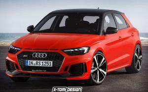 Audi RS1 by X-Tomi Design