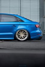 Audi RS3 Sedan by Z-Performance 2018 года