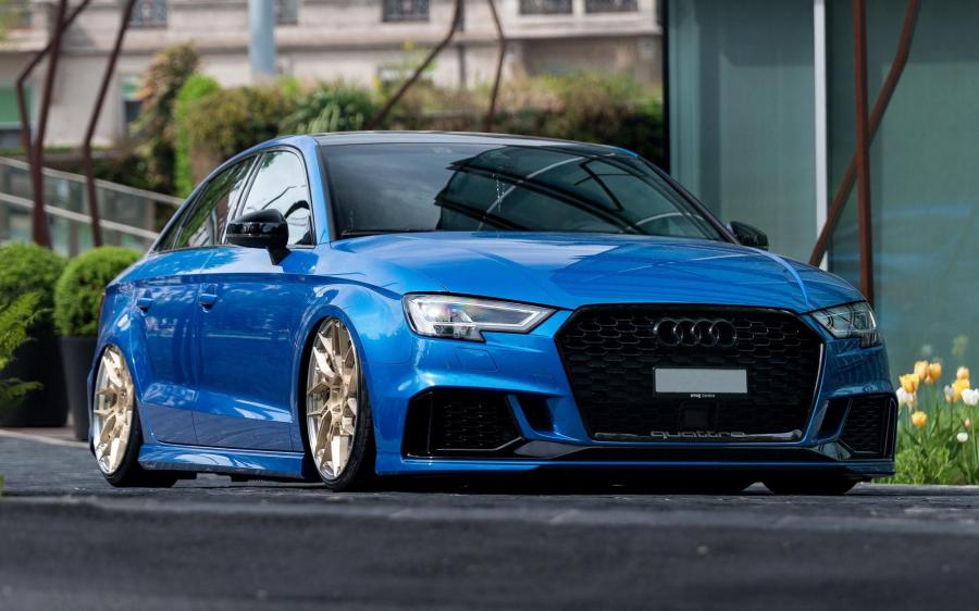 Audi RS3 Sedan by Z-Performance