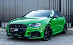Audi RS3 Sportback Green by ABT 2018 года