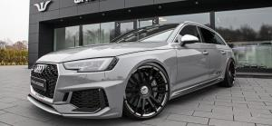 Audi RS4 Avant by Wheelsandmore 2018 года