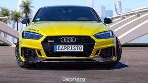 Audi RS5 Coupe by Capristo Automotive 2018 года