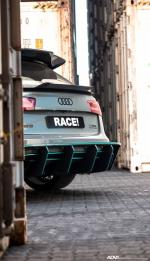 Audi RS6 Avant by RACE! on ADV.1 Wheels (ADV7R TRACK SPEC CS) 2018 года