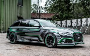 Audi RS6-E Avant Concept by ABT 2018 года
