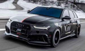 2018 Audi RS6+ Avant for Jon Olsson by ABT
