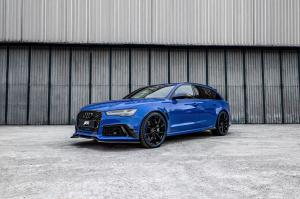 2018 Audi RS6+ Nogaro Edition by ABT