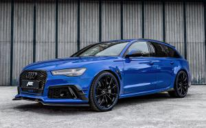 Audi RS6+ Nogaro Edition by ABT 2018 года
