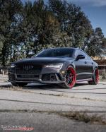 Audi RS7 Sportback by Impressive Wrap 2018 года