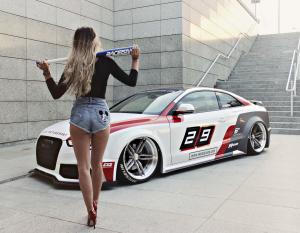 Audi S5 Coupe by SR66 Design