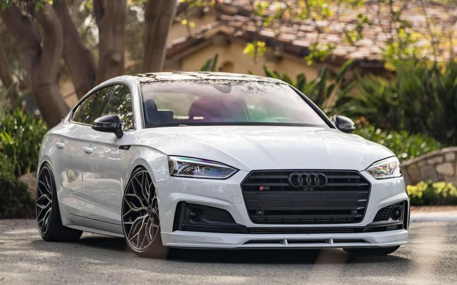 Audi S5 Sedan by TAG Motorsports on Vossen Wheels (HF-2)