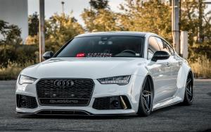 2018 Audi S7 Sportback by EastSide Motoring on Vossen Wheels (M-X1)