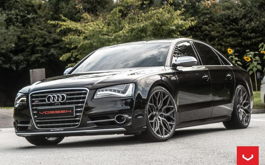 Audi S8 on Vossen Wheels (HF-2) '2018