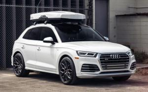 Audi SQ5 3.0 TFSI on Vossen Wheels (HF-2) 2018 года