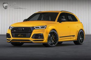 Audi SQ5 CLR 5S by Lumma Design 2018 года