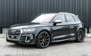 Audi SQ5 Widebody by ABT
