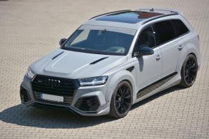Audi SQ7 TDI by German Custom Specials 2018 года