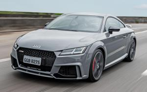 Audi TT RS Coupe 2018 года (LA)