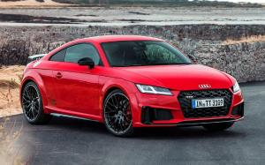 Audi TTS Competition Coupe 2018 года (WW)
