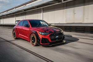 2019 Audi A1 1 of 1 by ABT