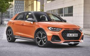 2019 Audi A1 Citycarver Edition One (WW)