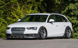 Audi A4 Allroad 2.0 TFSI Quattro on Vossen Wheels (CG-209T (3-Piece)) 2019 года