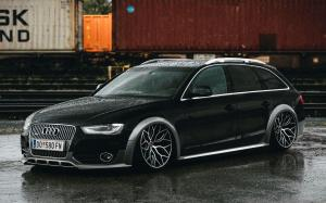 Audi A4 Allroad on Vossen Wheels (HF-2)