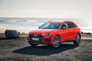 Audi Q3 35 TFSI Launch Edition 2019 года
