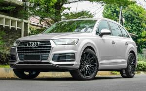 Audi Q7 45 TFSI Quattro on Premier Edition Wheels (CS-10)