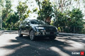 2019 Audi Q7 by TAG Motorsports on Vossen Wheels (HF-2)