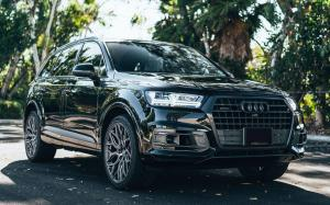 Audi Q7 by TAG Motorsports on Vossen Wheels (HF-2) 2019 года