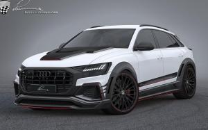 Audi Q8 CLR 8S by Lumma Design 2019 года