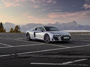 2019 Audi R8 V10 RWD Coupe