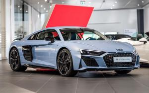 Audi R8 V10 by Audi Exclusive 2019 года