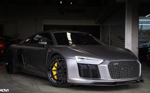 Audi R8 V10 by ProDrive on ADV.1 Wheels (DV5.0 TRACK SPEC CS) 2019 года