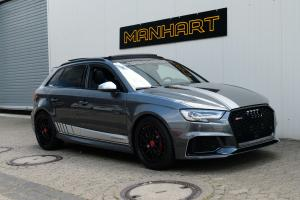 2019 Audi RS3 Sportback 500 by Manhart Racing