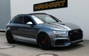Audi RS3 Sportback 500 by Manhart Racing (8V) '2019