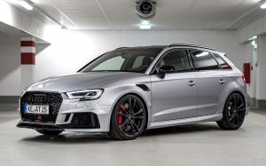 Audi RS3 Sportback Silver by ABT 2019 года
