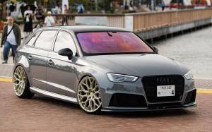 Audi RS3 Sportback on Vossen Wheels (HF-2)