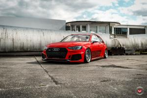 2019 Audi RS4 Avant on Vossen Wheels (ML-R2)