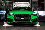Audi RS4+ Gloss Green by ABT 2019 года