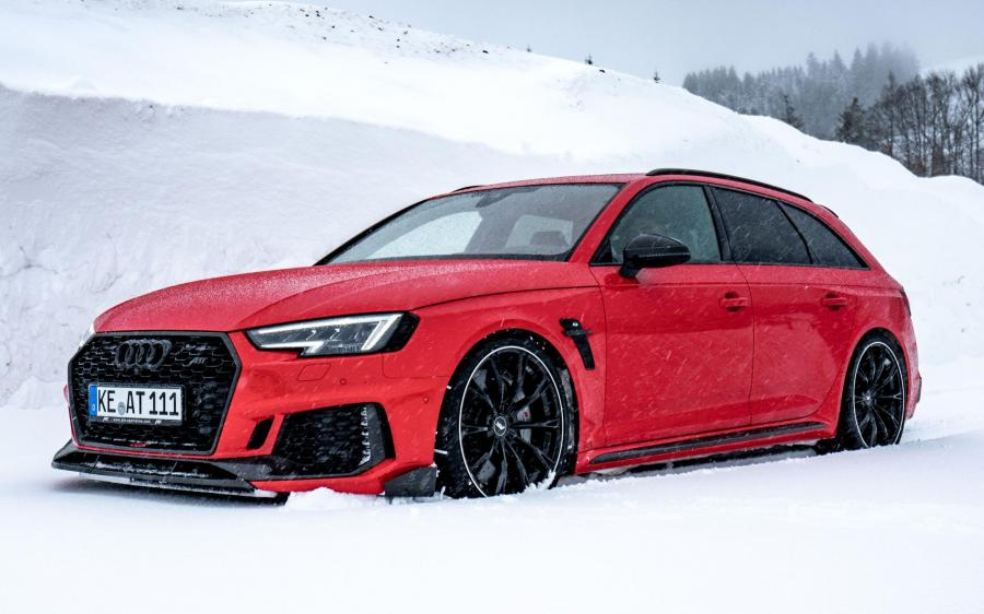 2019 Audi RS4+ by ABT